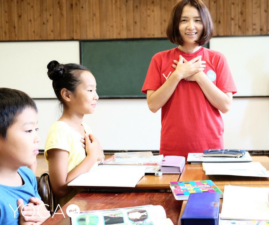 <名古屋>YogaEd.教師指導ツールワークショップ8時間Kidsチェアヨガ